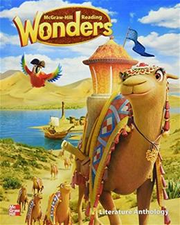 Reading Wonders Literature Anthology, by August,  Grade 3 9780021189984