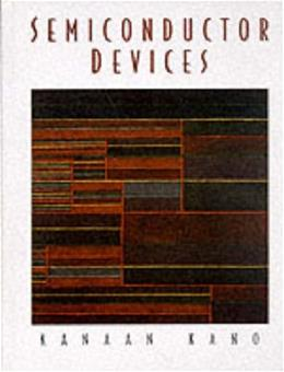 Semiconductor Devices, by Kano 9780023619380