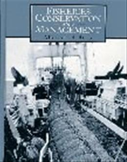 Fisheries Conservation and Management, by Ross 9780024039019
