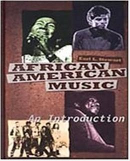 African-American Music: An Introduction, by Stewart 9780028602943
