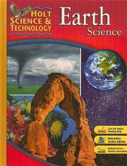 Science and Technology: Earth Science, by Berry, Grades 6-8 9780030462276