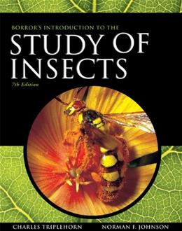 Borror and DeLongs Introduction to the Study of Insects 7 9780030968358