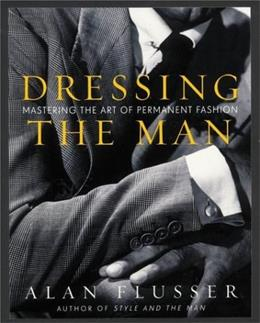 Dressing the Man, by Flusser 9780060191443