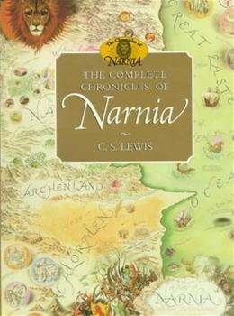 Complete Chronicles of Narnia, by Lewis 9780060281373