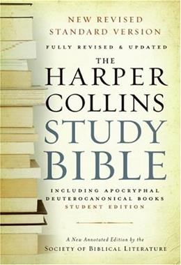 HarperCollins Study Bible - Student Edition: Fully Revised & Updated Revised, U 9780060786847