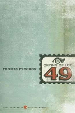 Crying of Lot 49: A Novel, by Pynchon 9780060913076