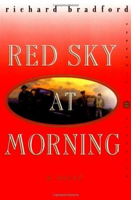Red Sky at Morning, by Bradford 9780060931902