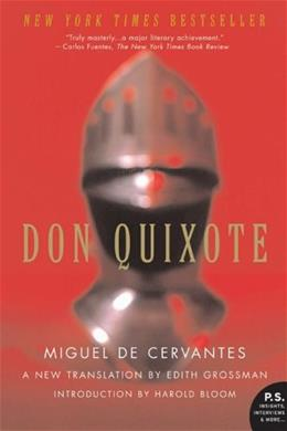Don Quixote: A New Translation, by Edith Grossman 9780060934347