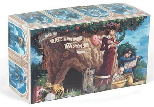 Complete Wreck, by Snicket, 13 Book Set PKG 9780061119064