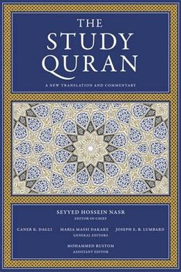 Study Quran: A New Translation and Commentary, by Nasr 9780061125867