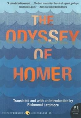 Odyssey of Homer, by Lattimore 9780061244186
