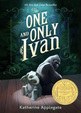 1 and Only Ivan, by Applegate 9780061992278
