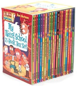 My Weird School, by Gutman, 21 BOOK SET PKG 9780062022714