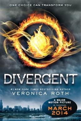 Divergent, by Roth 9780062024039