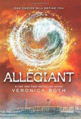 Allegiant, by Roth 9780062024060