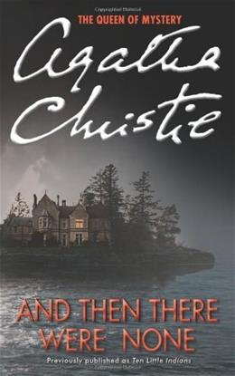 Then There Were None, by Christie 9780062073488
