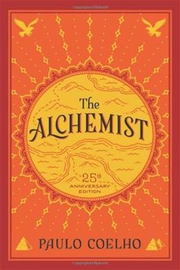 Alchemist, by Coelho, 25th Anniversary Edition 9780062315007