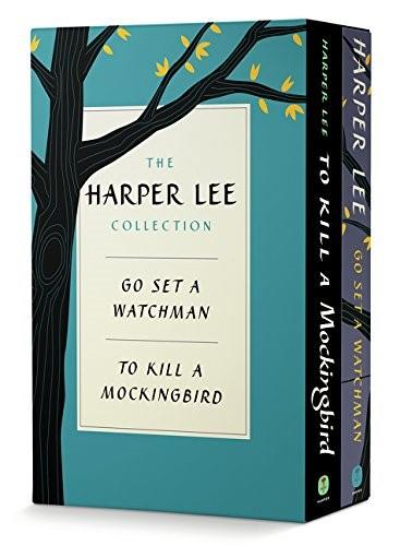 The Harper Lee Collection: To Kill a Mockingbird + Go Set a Watchman (Dual Slipcased Edition) Box Slp 9780062423351