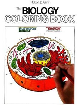 Biology Coloring Book, by Griffin 9780064603072