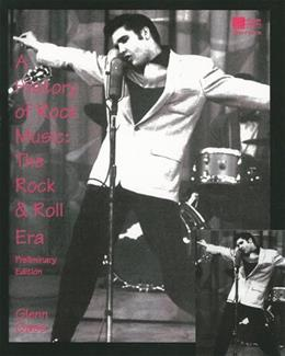 History of Rock Music: The Rock and Roll Era, by Gass, CUSTOM EDITION 9780070229884