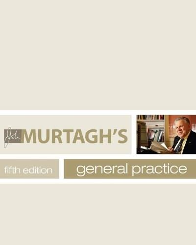 John Murtaghs General Practice, by Murtagh, 5th Edition 9780070285385