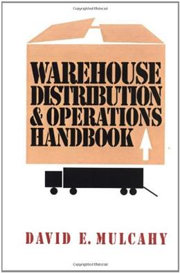 Warehouse Distribution and Operations Handbook, by Mulcahy 9780070440029