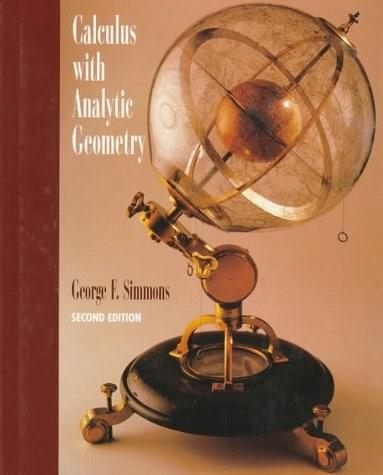 Calculus With Analytic Geometry 2 9780070576421