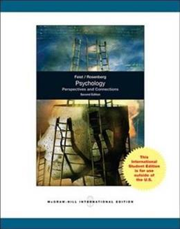 Psychology Making Connections 2nd Revise 9780071315104
