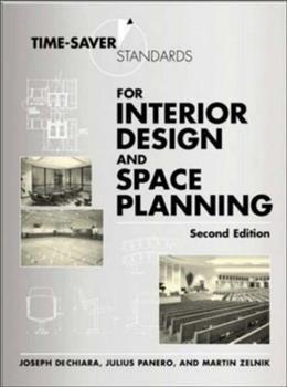Time-Saver Standards for Interior Design and Space Planning 2 9780071346160