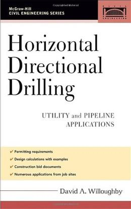 Horizontal Directional Drilling 9780071454735