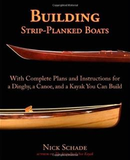 Building Strip-Planked Boats 9780071475242