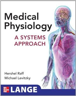 Medical Physiology: A Systems Approach, by Levitzky 9780071621731