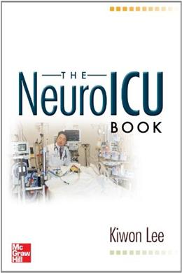 NeuroICU Book, by Lee 9780071636353