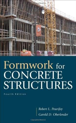 Formwork for Concrete Structures, by Oberlender, 4th Edition 9780071639170
