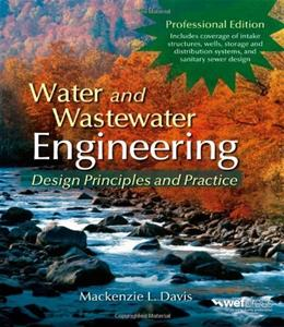 Water and Wastewater Engineering 1 9780071713849