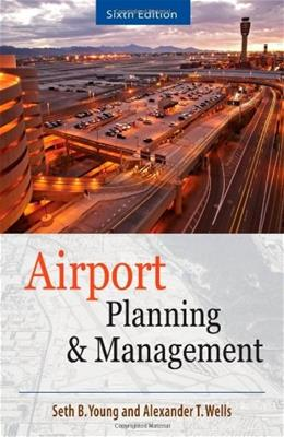 AIRPORT PLANNING AND MANAGEMENT 6/E 9780071750240