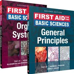First Aid Basic Sciences 2/E (VALUE PACK) 2 PKG 9780071785747