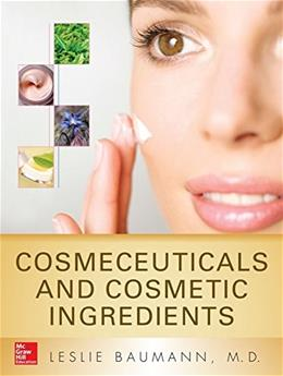 Cosmeceuticals and Cosmetic Ingredients 9780071793988