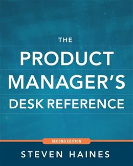 Product Managers Desk Reference, by Haines, 2nd Edition 9780071824507