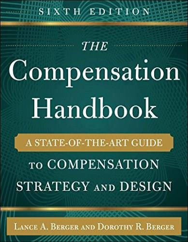 Compensation Handbook, by Berger, 6th Edition 9780071836999