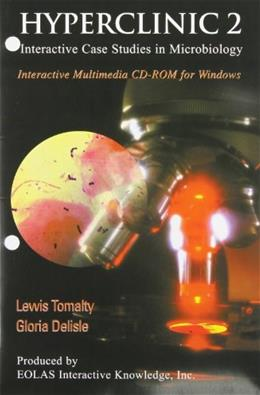 HyperClinic 2, by Tomalty, 2nd Edition, CD-ROM Only 2 CD-ROM 9780072323122