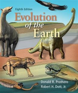 Evolution of the Earth 8 9780072826845