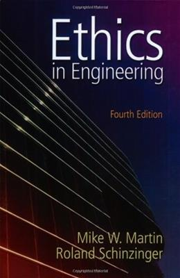 Ethics in Engineering 4 9780072831153