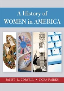 History of Women in America, by Coryell 9780072878134