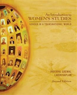 An Introduction to Womens Studies: Gender in a Transnational World 2 9780072887181