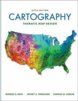 Cartography: Thematic Map Design 6 9780072943825