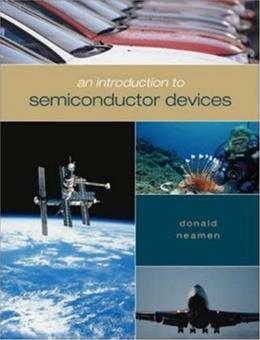An Introduction to Semiconductor Devices 9780072987560