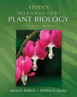 Sterns Introductory Plant Biology Edition Twelve 12 9780073040523