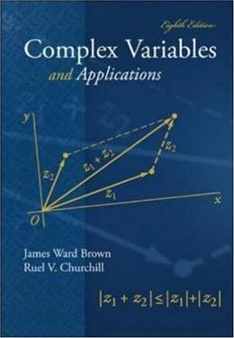 Complex Variables and Applications 8 9780073051949