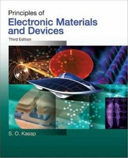 Principles of Electronic Materials and Devices 3 w/CD 9780073104645